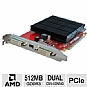 Alternate view 1 for VisionTek Radeon HD 5450 512MB GDDR3 Video Card