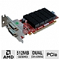 Alternate view 1 for VisionTek Radeon HD 5450 2GB GDDR3 Video Card