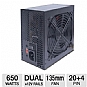 Alternate view 1 for VisionTek 650W ATX Power Supply