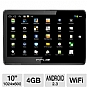 Alternate view 1 for Velocity Micro Cruz T410 10&quot; Internet Tablet