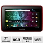 "Alternate view 1 for Visual Land 7"" 8GB Red Internet Tablet"