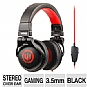 Alternate view 1 for Wicked Audio Black Over Ear Solus Headphones