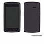 Wireless Solutions 325408 Silicone Gel for Samsung Captivate SGH-I897 - Black
