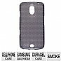 Ventev 577691 Samsung Galaxy Nexus Case - Smoke Argyle Dura-Gel Case