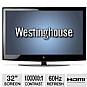 "Alternate view 1 for Westinghouse LD3260 32"" Class Edge-lit LED HDTV"