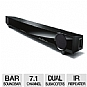 Alternate view 1 for Yamaha YAS-101BL Front Surround Soundbar Speaker