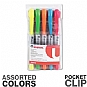 Alternate view 1 for Universal 08840 Liquid Pen Style Highlighters