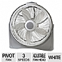 Alternate view 1 for Lasko 3520 Cyclone Pivot Fan