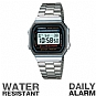 Alternate view 1 for Casio A168W-1 Classic Watch