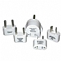 Alternate view 1 for Conair M500E Travel Smart Adapter Plug Set