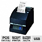 Citizen CD-S500 - Receipt printer - two-color - dot-matrix - Roll (3 in) - 9 pin - up to 5 lines/sec - USB