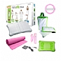 Alternate view 1 for Nintendo Wii Fit Plus Pink Holiday Bundle