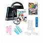 Alternate view 1 for Nintendo Wii Console Holiday Fun Bundle