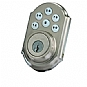 Alternate view 1 for Zwave Satin Nickel Kwikset Lock