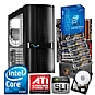 Alternate view 1 for ASUS P6T Intel Core i7 Barebone Kit