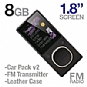 Alternate view 1 for Microsoft Zune 8GB MP4/MP3 Player Black (Refurb)