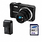 Samsung HZ30W EC-HZ30WZBPBUS Digital Camera - 12.2 Megapixels, 15x Optical Zoom, 3.0&quot; LCD, Case, 2gb Card, Black (Refurbished)