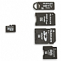 Alternate view 1 for Wintec 8GB Micro SDHC Flash Card
