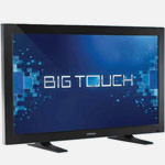 Big Touch - 55' touchscreen with built-in PC