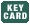 License Key Card