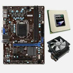Motherboard & CPU Combos