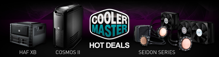 CoolerMaster Hot Deals