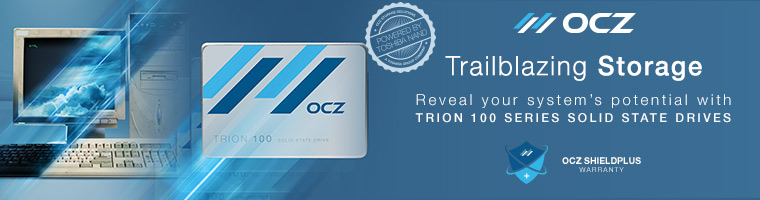 OCZ ARC 100. Want Higher PC Performance? The ARC SSD Series will take you there