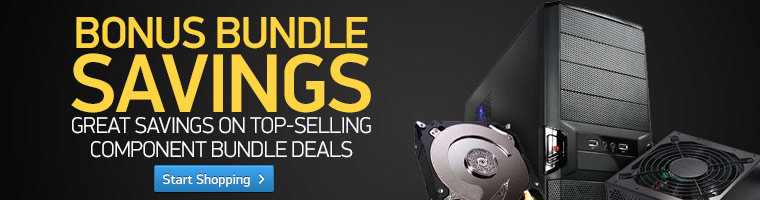 Bonus Bundle Savings: Great Savings on Top-Selling Component Bundle Deals