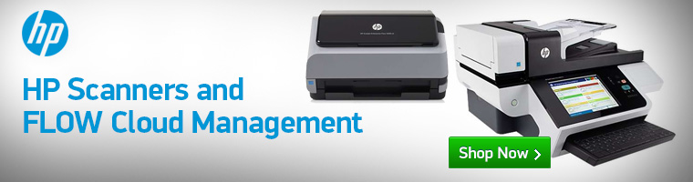 HP Scanner and FLOW Cloud Management