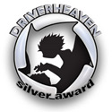 HardwareHeaven Silver Award