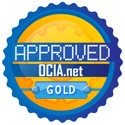 OCIA.net Gold Award
