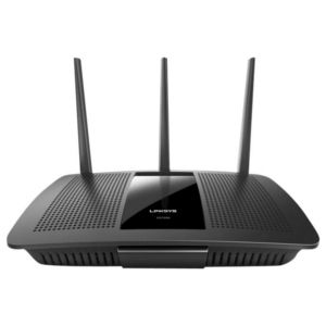 Linksys Wireless Router – 4 Port Switch GigE 802.11a/b/g/n/ac Dual Ban