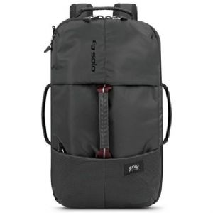 Solo Varsity Collection All-Star Duffel Backpack – 15.6 Nylon fabric Z