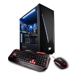 iBUYPOWER Trace 065i Gaming Desktop – Intel Core i5-9400F 2.90GHz 16GB
