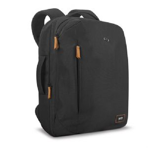 SOLO Crosstown Expandable Backpack – Fits 15.6 Laptop Internal Organiz