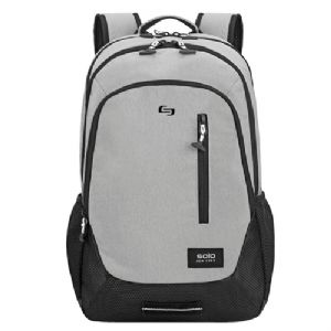 Solo Region Backpack – For 15.6 Laptop Fully Padded Smooth Nylon Fabri