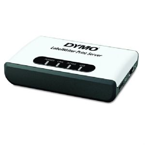 DYMO LabelWriter Print Server – USB 2.0 RJ-45 10/100MB/s Wired – 17506