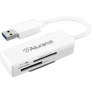 Aluratek AUCR300F Card reader – (MS MS PRO MMC SD MS Duo MS PRO Duo MM