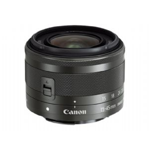Canon EF-M – Zoom lens – 15 mm – 45 mm – f/3.5-6.3 IS STM – Canon EF-M