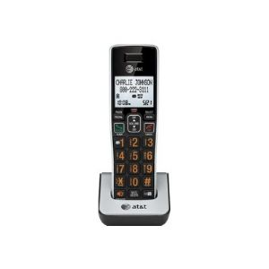 AT&T CL80113 - cordless extension handset with