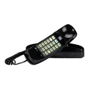 AT&T Trimline 210 - Corded phone - black