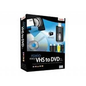 Corel Roxio Easy VHS to DVD – Complete package – 1 user – Mac – with U