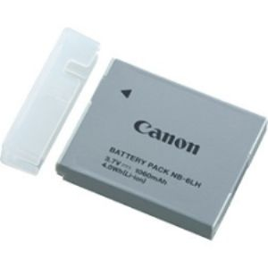 Canon NB-6LH – Camera battery Li-Ion 1060 mAh – for PowerShot D30 S120