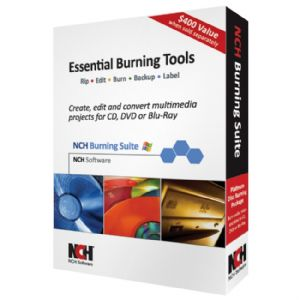 NCH Software Essential Burning Tools (RET-BSW001)