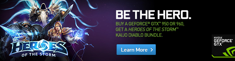 Nvidia Heroes of the Storm