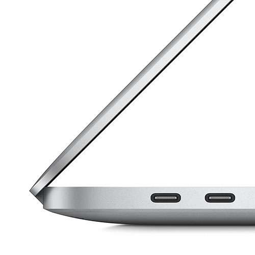 "Alternate view 6 for Apple 16"" MacBook Pro w/ Touch Bar - Silver"