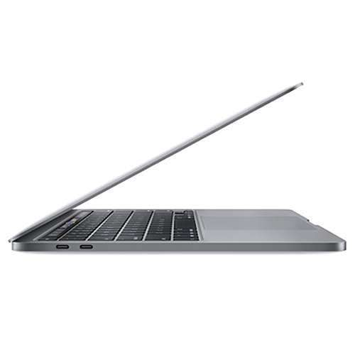 "Alternate view 5 for Apple 13.3"" MacBook Pro w/ Touch Bar - Silver"