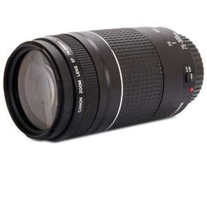 Alternate view 7 for Canon EF 75-300MM F/4-5.6 III Lens