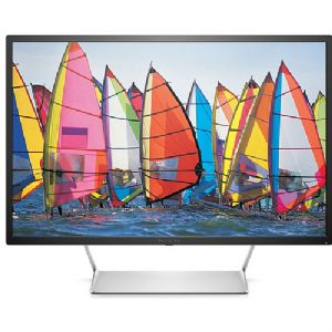 "Alternate view 1 for HP Pavilion 32"" QHD 2560x1440 7ms LED-LCD Monitor"