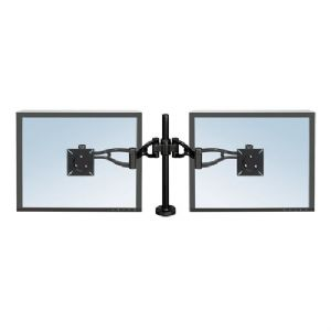 "Fellowes Professional 27"" Dual Monitor Arm"